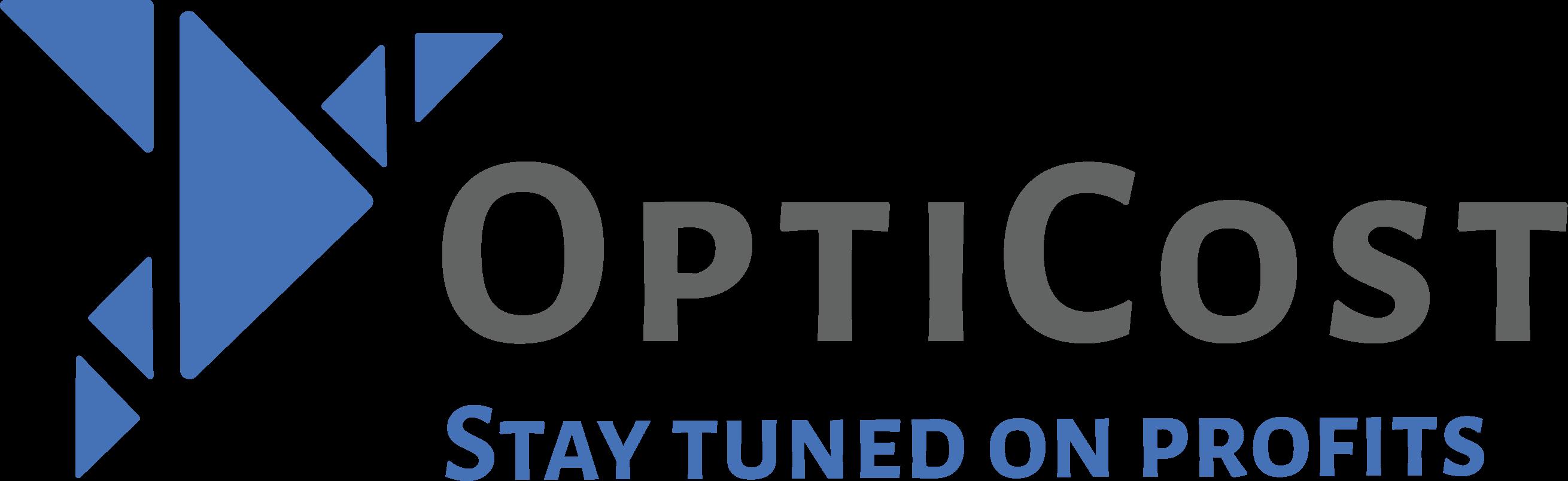 Opticost logo